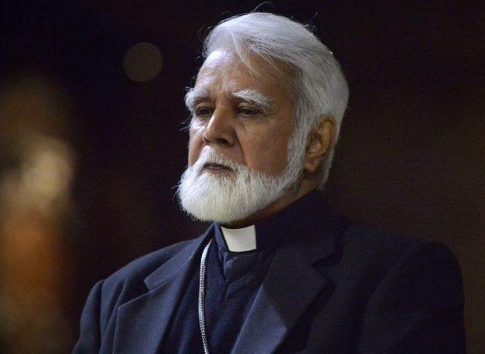 Il cardinale Coutts