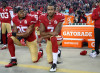 Trump parla da tifoso contro lo sport politicizzato