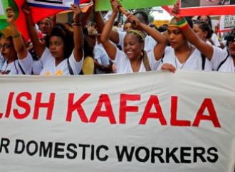 """Il """"kafala"""", un moderno sistema di lavoro forzato"""