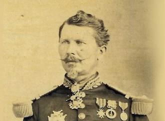 Hermann von Kanzler, il generale (valoroso) di Porta Pia