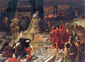 L'incendio di Roma e la responsabilità di Nerone