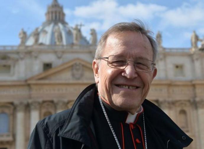 Il cardinale Kasper