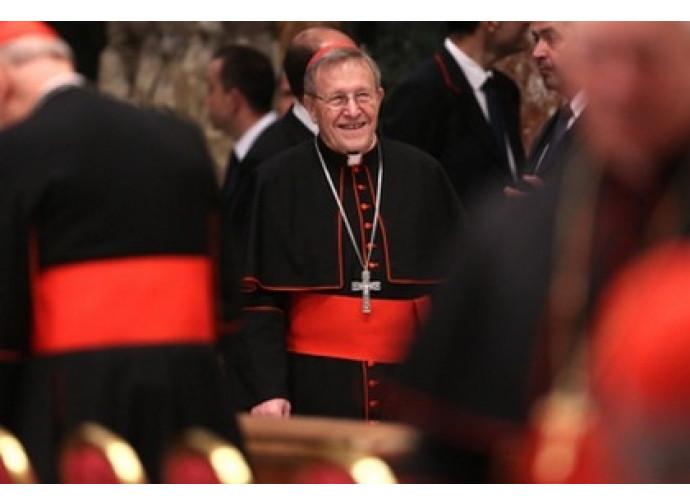 Il cardinale Walter Kasper