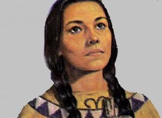 Kateri Tekakwitha, una santa singolare