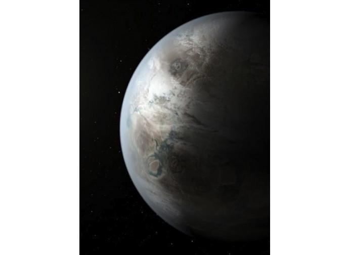 Il pianeta gemello della Terra Kepler 425b