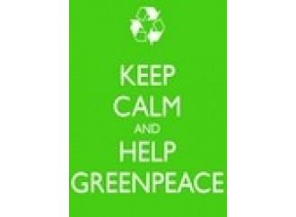 Greenpeace specula e rimane al verde