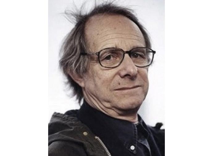 Il regista Ken Loach