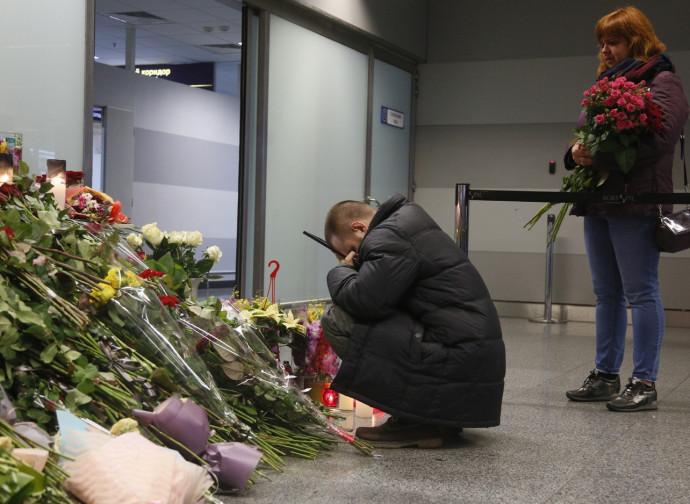 Kiev, tributo alle vittime