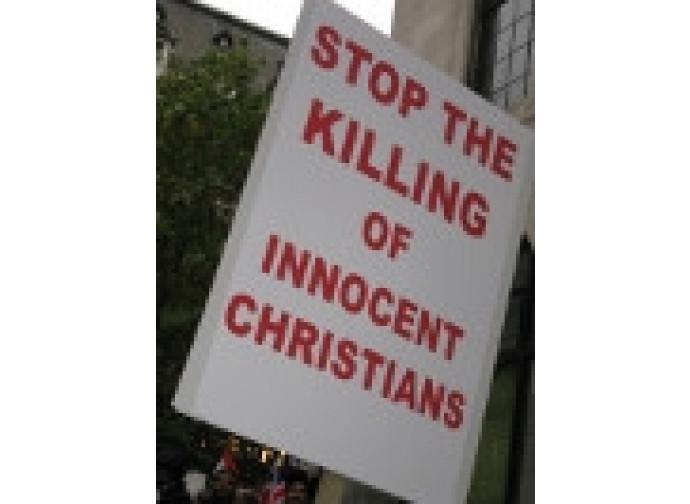 Protesta contro la legge sulla blasfemia