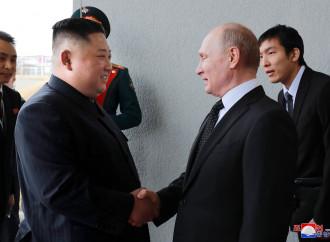 Moglie Usa, amante russa: Kim ed Erdogan guardano a Putin