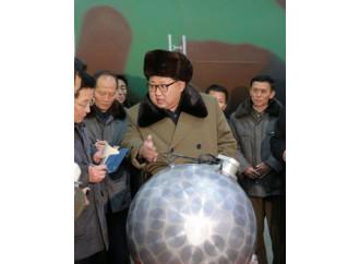 Corea del Nord, battaglia di parole fra Kim e Trump