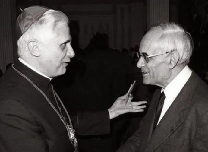 Ratzinger e Rahner