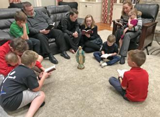 La famiglia fa superare la crisi: lo dice la ricerca