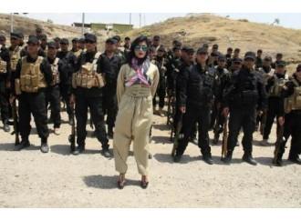 """""""Salvate i curdi"""". I pacifisti reclamano più bombe. O no?"""