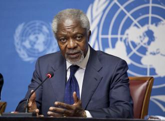 Annan, la sua Onu fu madre delle ideologie che subiamo
