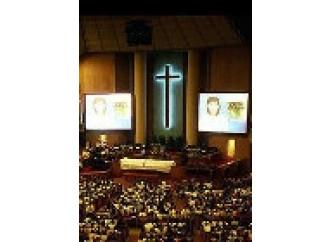 Il Papa guarda alla Corea, frontiera della conversione
