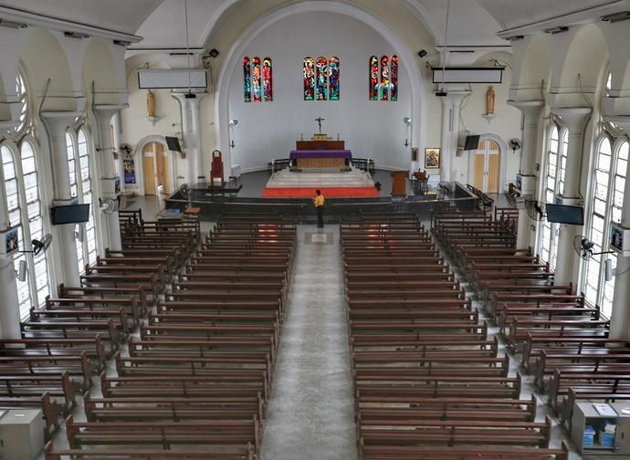 Chiesa a Kuala Lumpur