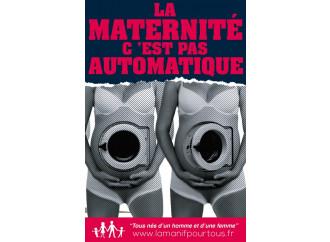 Non si affitta l'utero francese