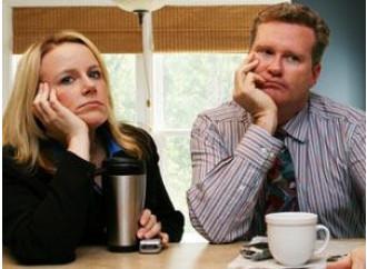 I matrimoni calano e la noia cresce