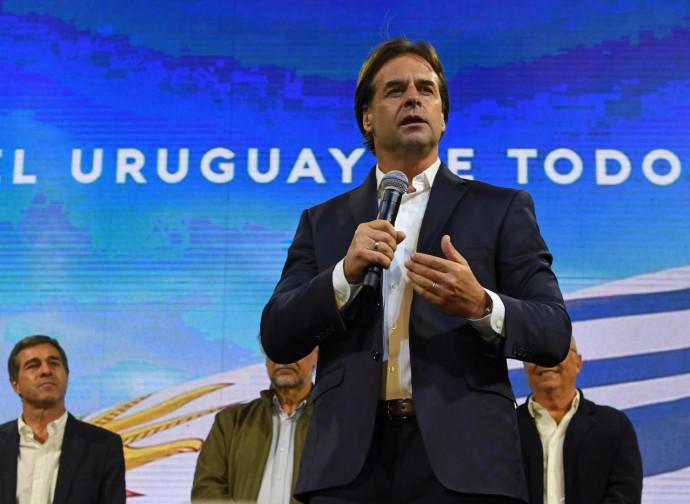Luis Lacalle, presidente eletto in Uruguay