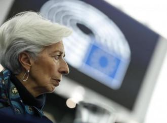 Mandiamo a casa la Lagarde