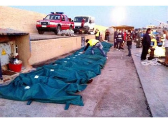 Lampedusa, strage (annunciata) di immigrati Si temono oltre 300 morti