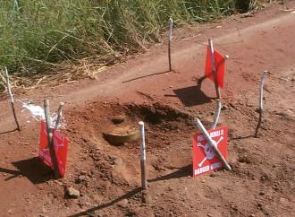 Angola, dove ancora i bambini muoiono a causa delle mine anti uomo