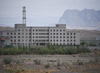 Una Cina nascosta: le prove dei campi di rieducazione
