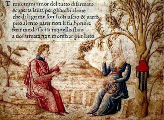 Indizi dell'influsso di Dante sul Canzoniere