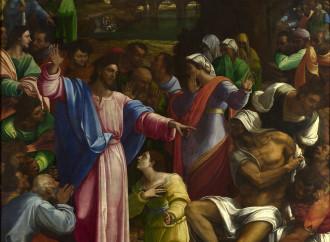 Il Lazzaro michelangiolesco di Sebastiano di del Piombo