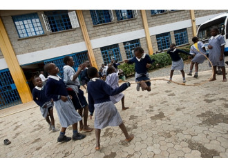 """Una scuola di teatro per i """"piccoli Principi"""" dello slum"""