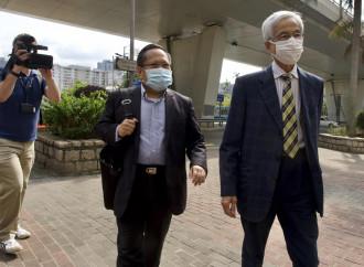 Hong Kong: repressione cinese, silenzio Vaticano