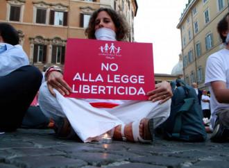 """Mattarella e Conte aprono alla legge sull'""""omofobia"""""""