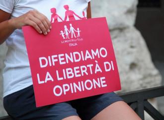 Omofobia legge fascista, non ci arrenderemo mai