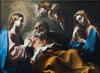 San Giuseppe e la buona morte (quella vera)