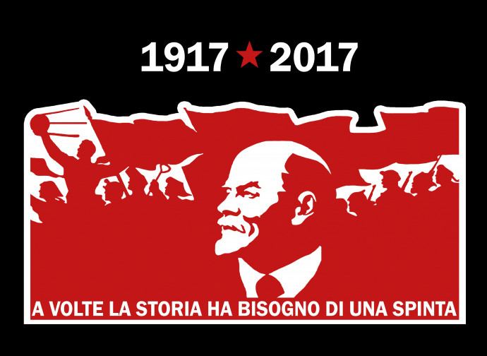 Poster celebrativo del centenario