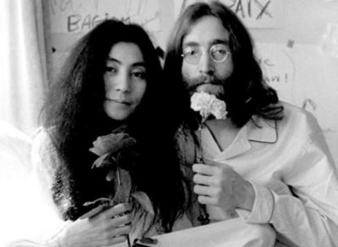 Yoko Ono e John Lennon, guru della rivoluzione sessuale