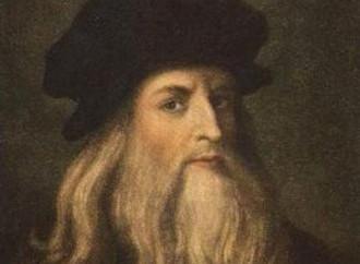 Leonardo bisex e pacifista, l'ultima trovata della fiction