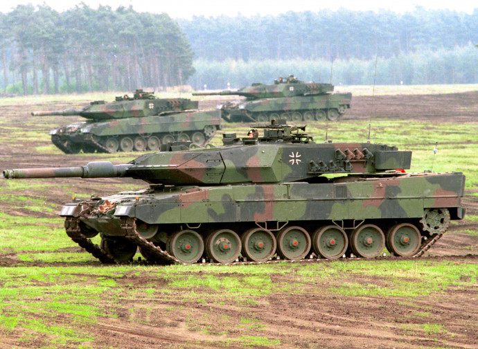 Leopard 2 tedeschi