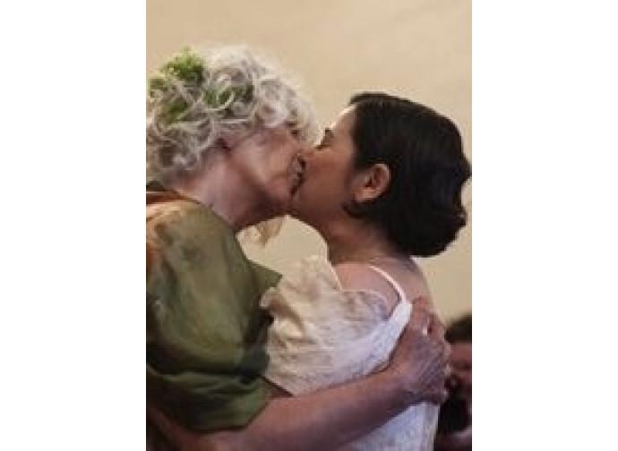 La coppia lesbo di Ravenna