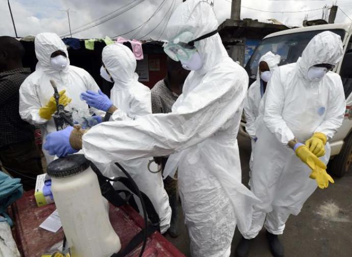 Liberia, lotta all'ebola durante l'epidemia