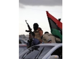 La Libia si trasforma in un nuovo Afghanistan