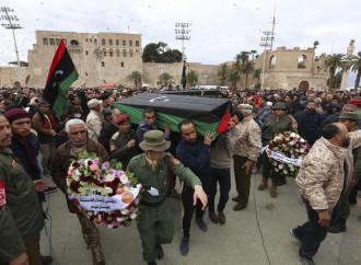 Libia, arrivano i turchi. Per l'Europa non c'è più posto