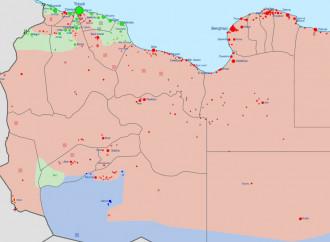 Libia: Haftar attacca, l'Ue latita, la Turchia reagisce