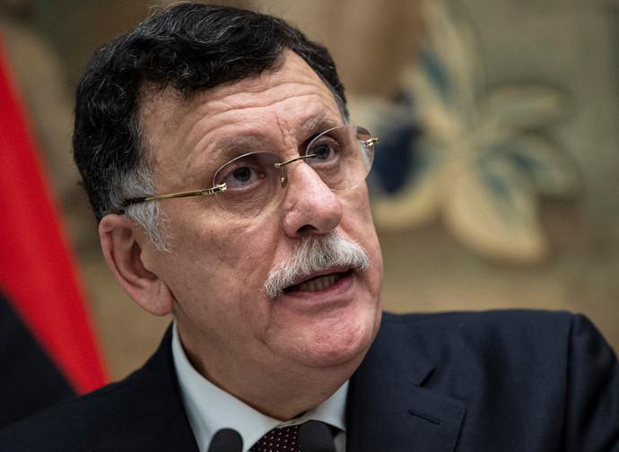 Il premier di Tripoli al-Sarraj
