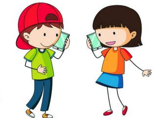 Non regalare lo smartphone alla Prima Comunione