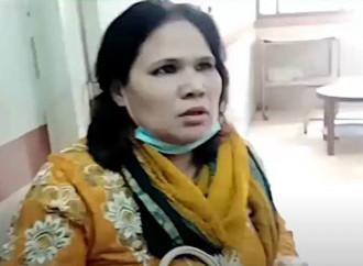 In Pakistan una infermiera cristiana è stata aggredita e accusata di blasfemia