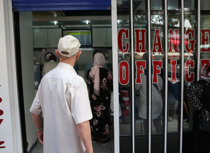 Ufficio di cambio in Turchia