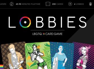 Lobbies, il gioco da tavolo gay