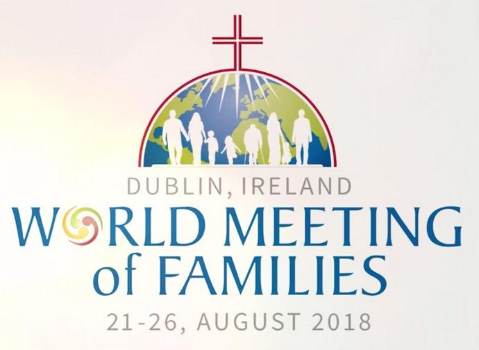 Logo dell'Incontro mondiale delle famiglie